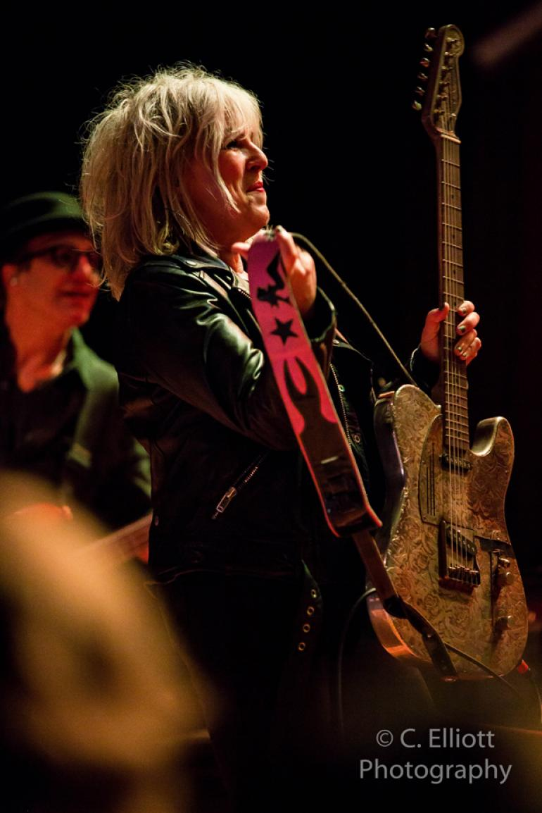 Lucinda Williams @ Aladdin Theater