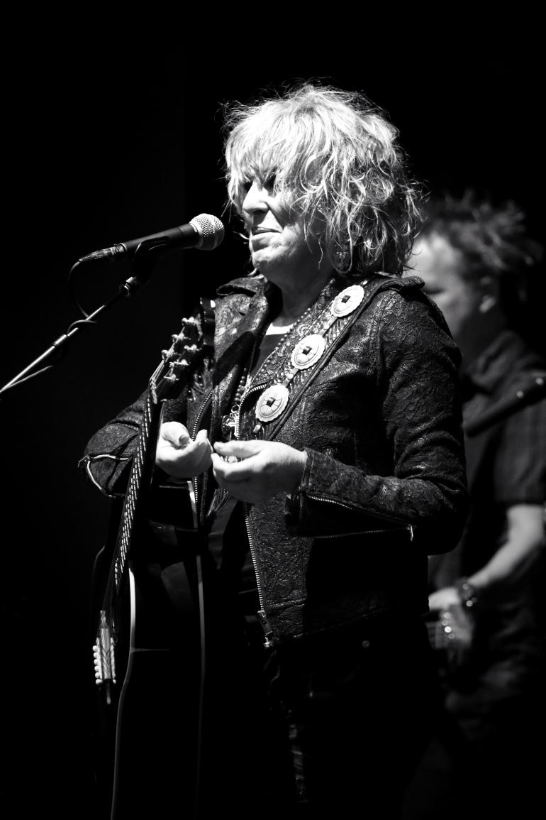 Lucinda Williams at the Music Box: Cleveland, Ohio 11.6.17