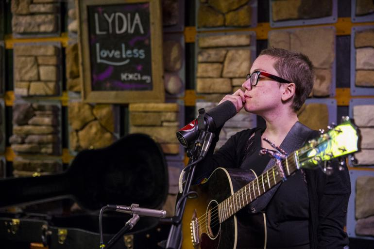 Lydia Loveless @ KXCI Community Radio