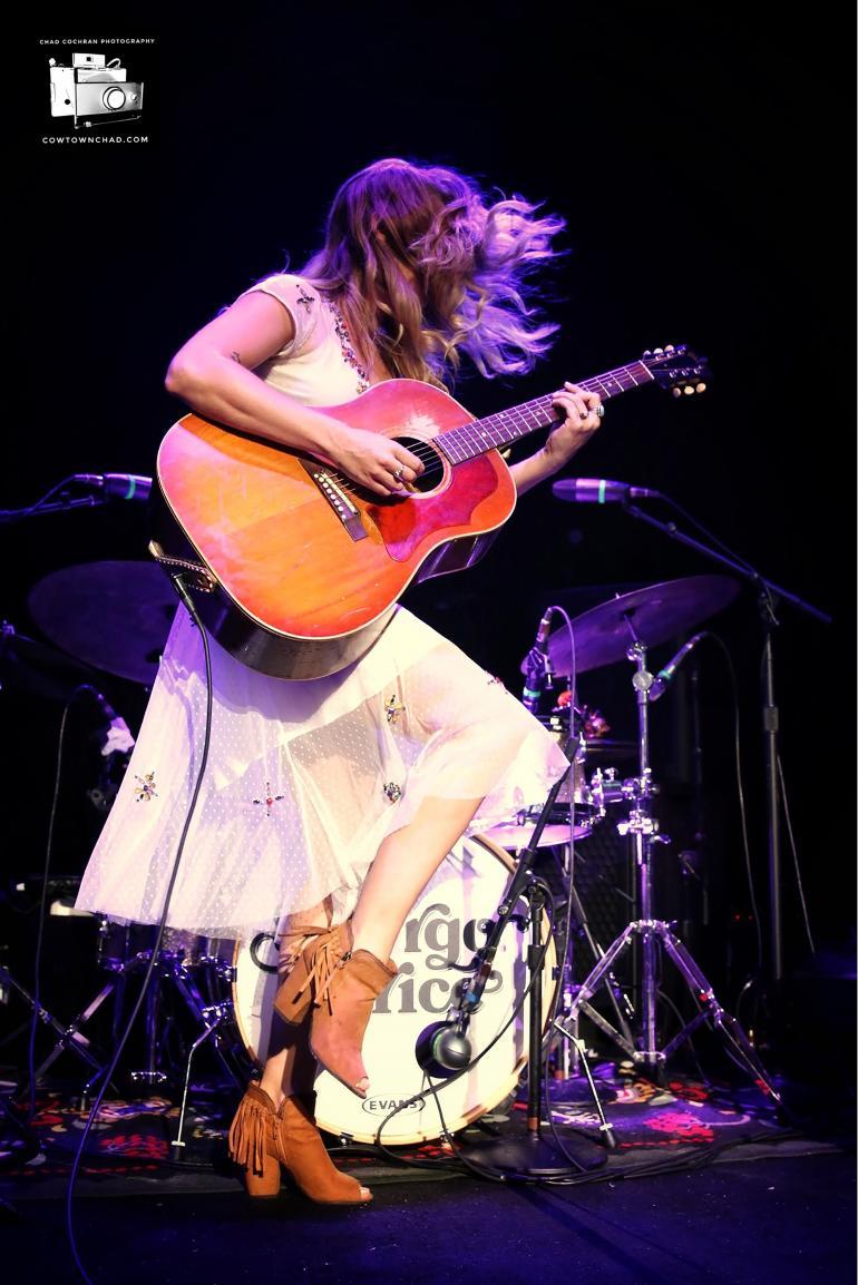 Margo Price at Blossom Music Center, Ohio 8.18.17