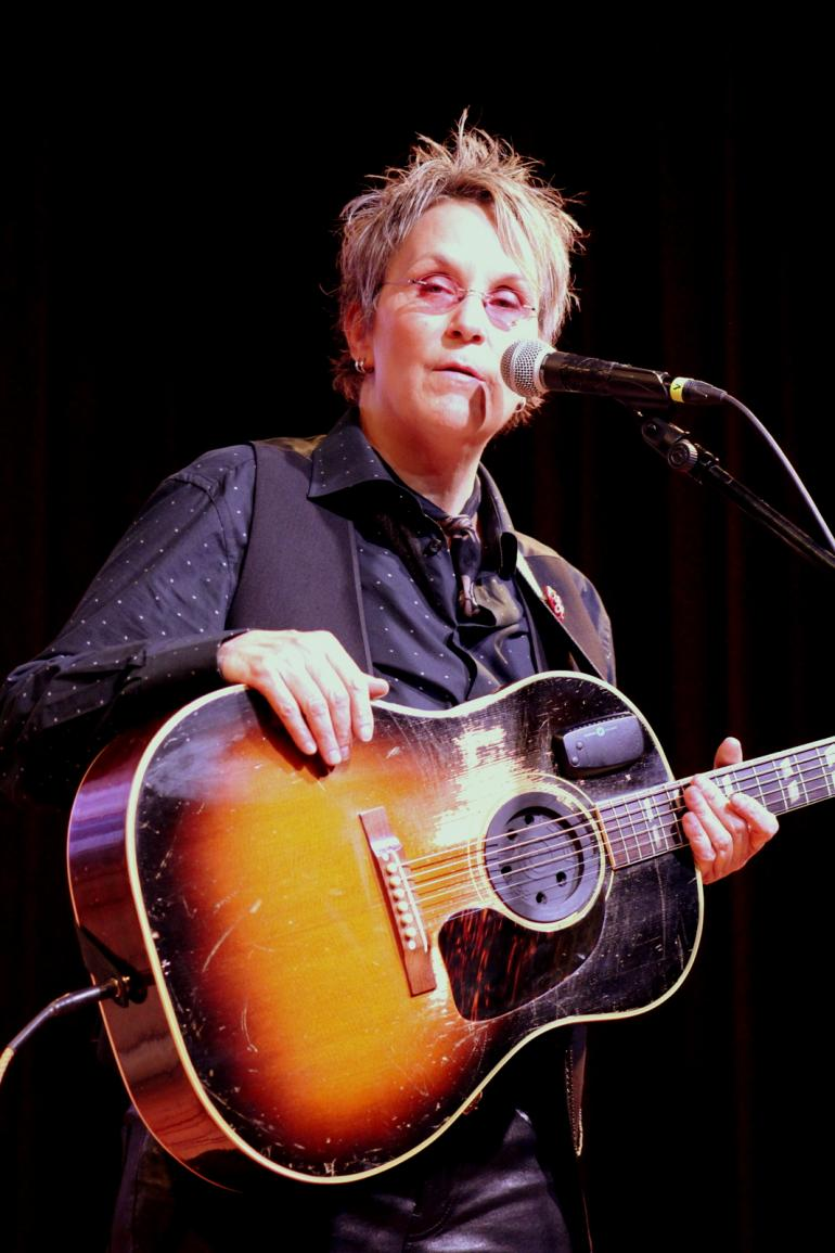 Mary Gauthier at Americanafest 2018