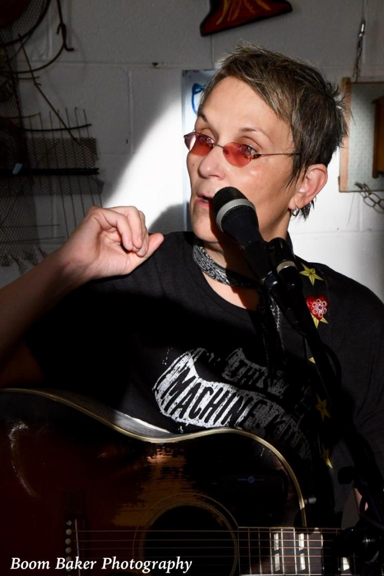 Mary Gauthier at Americana Fest 2018