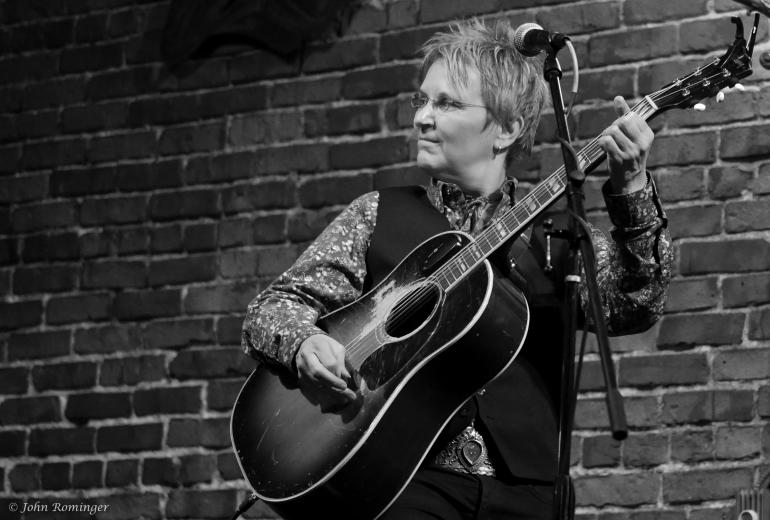 Mary Gauthier, White Eagle Saloon, Portland, OR, 3/19/2018