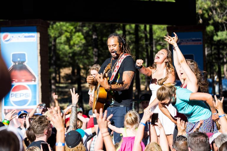 Michael Franti & Spearhead @ Fort Tuthill Park