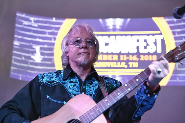 Mike Mills at AmericanaFest 2018