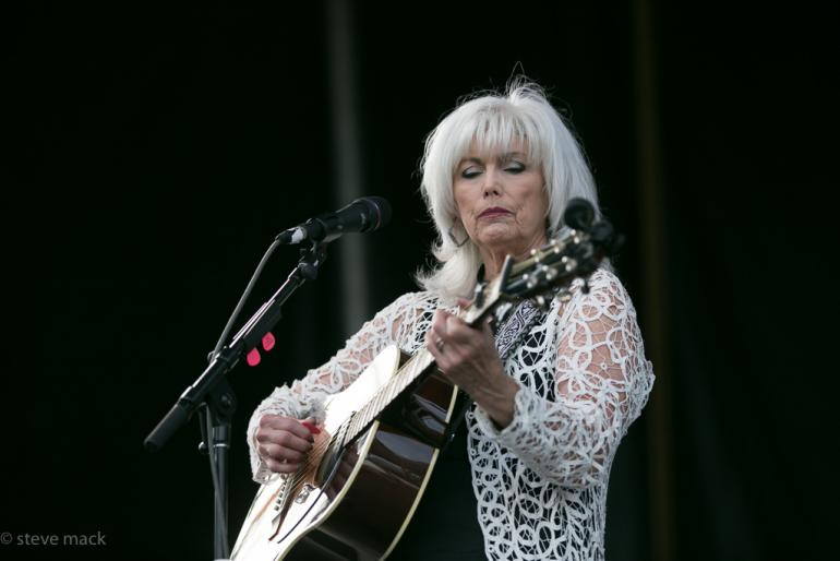 The one and only Emmylou Harris!
