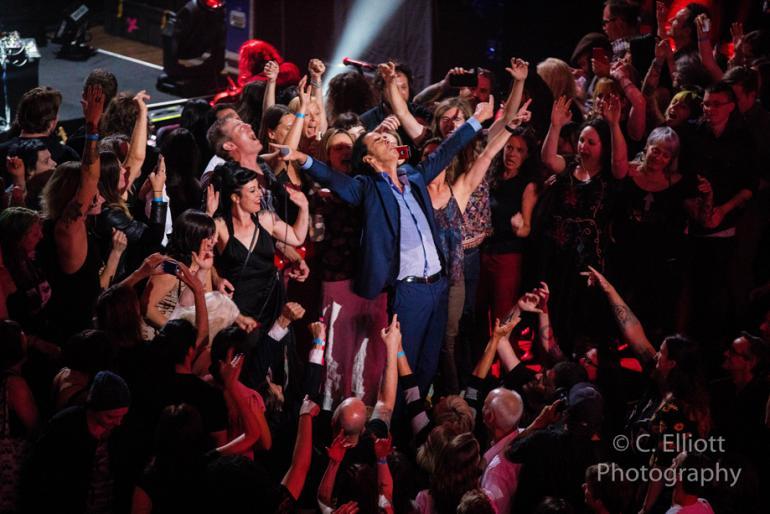 Nick Cave @ Arlene Schnitzer Concert Hall