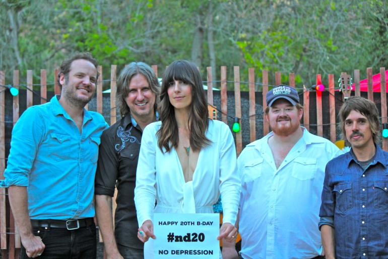 Nicki Bluhm and the Gramblers: Happy Birthday to No Depression