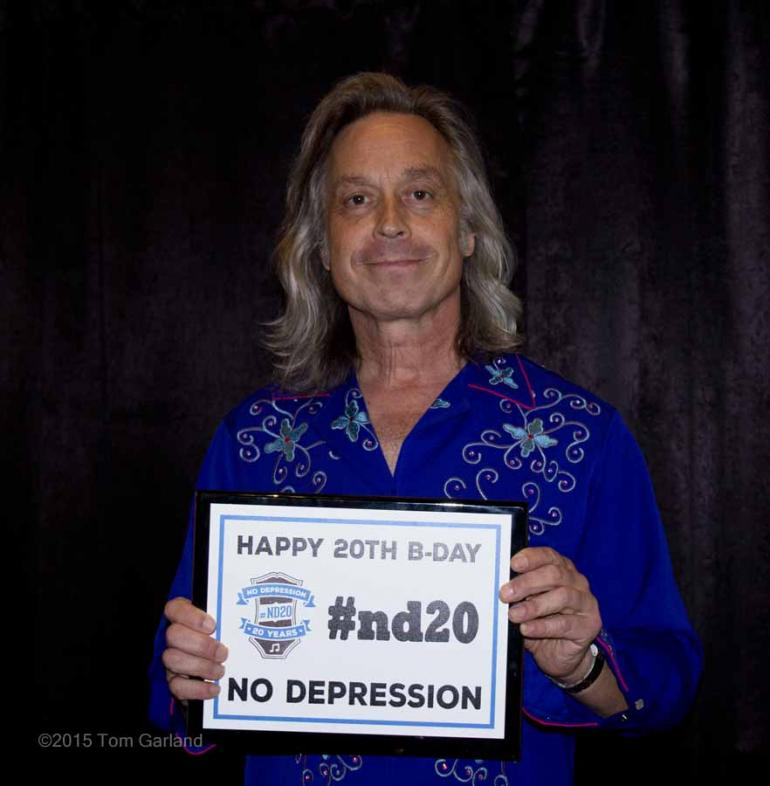 "Jim Lauderdale says ""Happy Birthday!"""