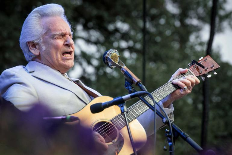 The Del McCoury Band at 2017 Old Settlers Music Festival