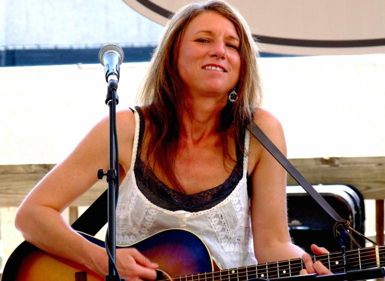 Martha Scanlan, MerleFest 2009
