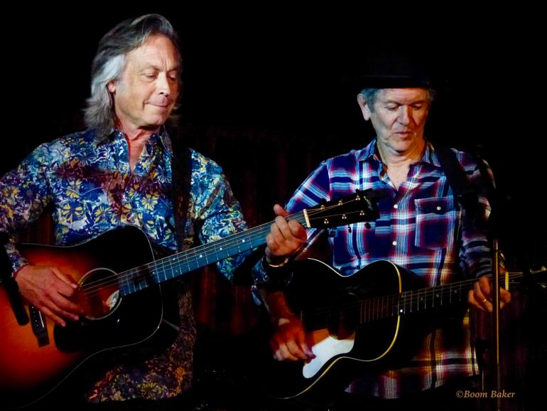 Jim Lauderdale and Rodney Crowell on Cayamo 2015