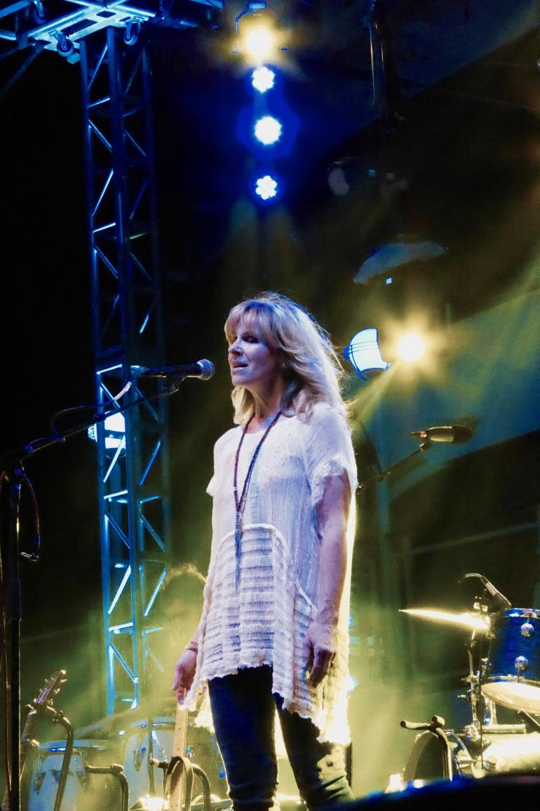 Teresa Williams on Cayamo 2016