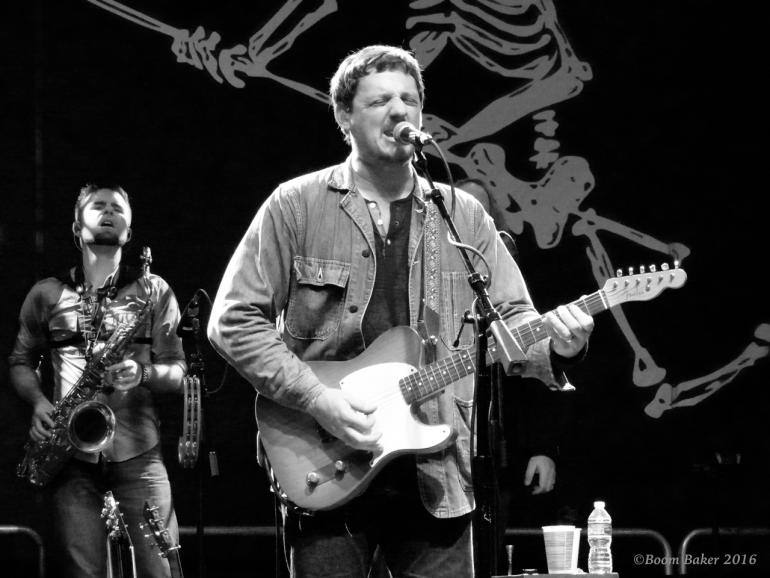 Sturgill Simpson, Knitting Factory, November 16, 2016