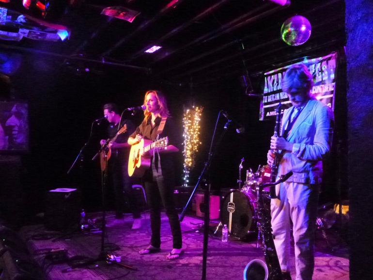 Chely Wright returns to The Basement in Nashville after 10 years