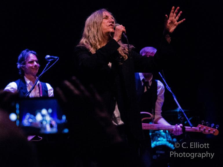 Patti Smith @ Arlene Schnitzer Concert Hall
