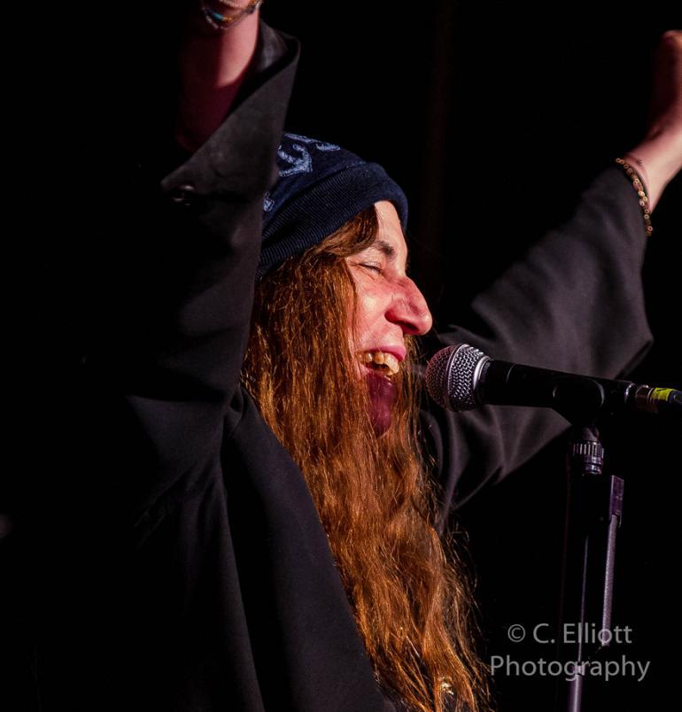 Patti Smith @ Neptune Theatre