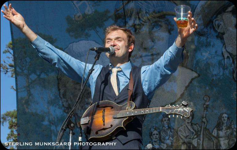 Punch Brothers - Hardly Strictly Bluegrass 2015