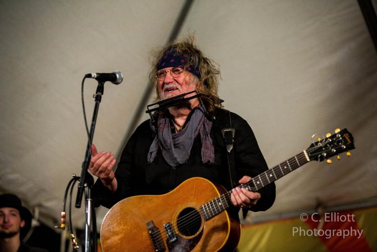 Ray Wylie Hubbard @ Tucson Folk Festival