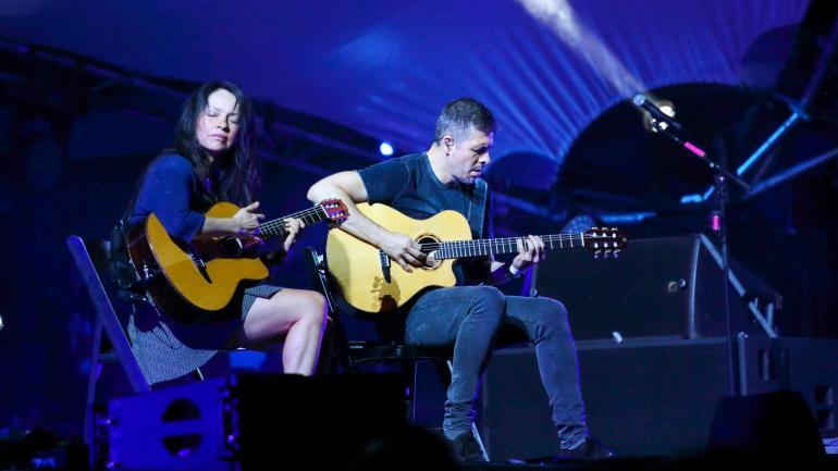 Rodrigo y Gabriela at WOMADelaide, March 10th 2018