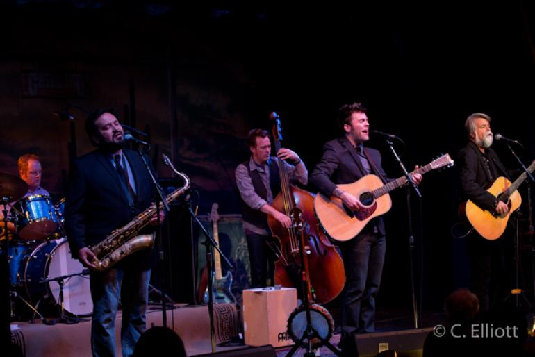 Ronstadt Generations y Los Tucsonenses @ Gaslight Theatre