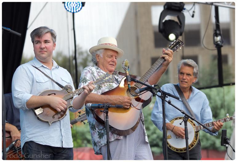 Peter Rowan at Red Hat Amphitheater 9/30/2016