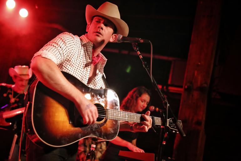 Sam Outlaw, Mercy Lounge, AmericanaFest 2017
