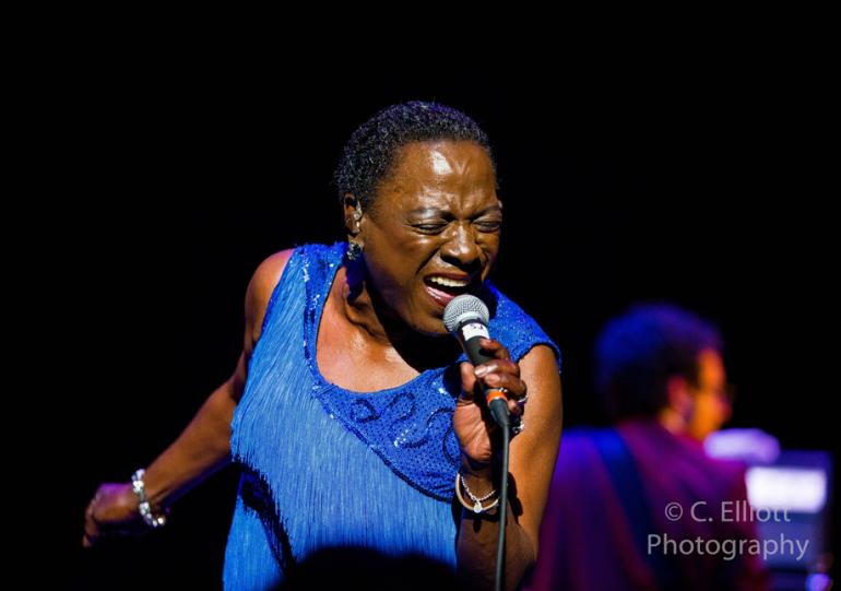 Sharon Jones & The Dap Kings @ Arlene Schnitzer Concert Hall
