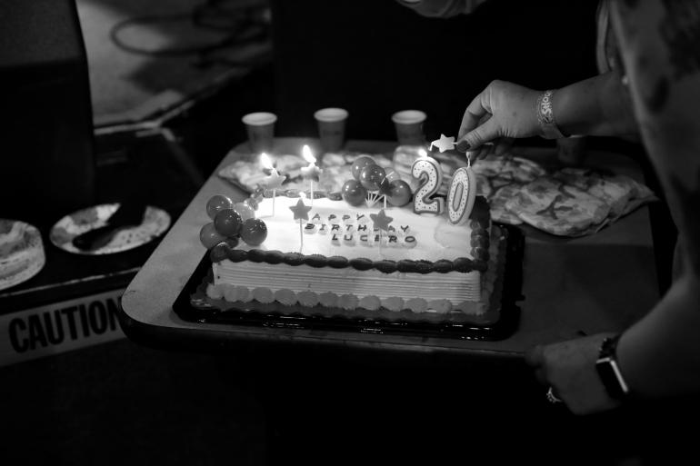 Lucero 20th Birthday Party, Memphis, TN April 2018