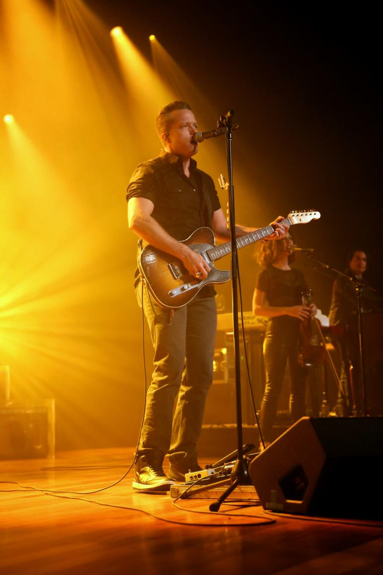 Jason Isbell at the Ryman Auditorium 10.14.17