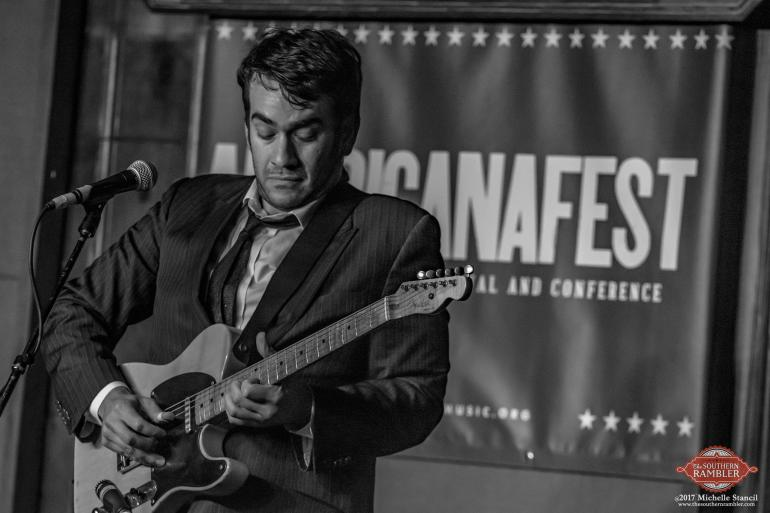 Noam Pikelny - AmericanaFest 2017 at The Station Inn