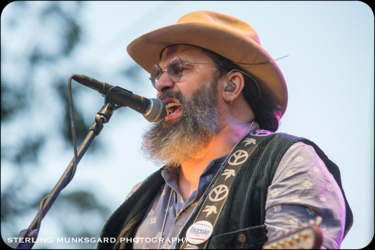 Steve Earle - Hardly Strictly Bluegrass 2015