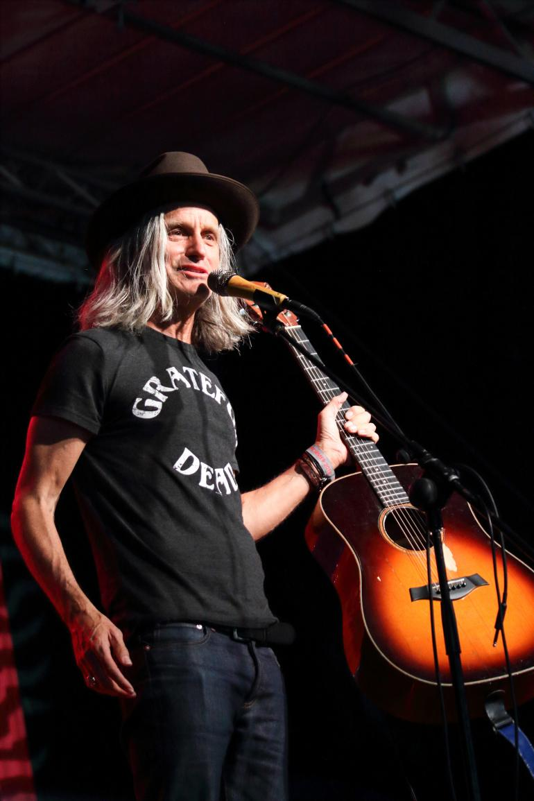 Steve Poltz at Blue Mountains Music Festival on March 17th 2018