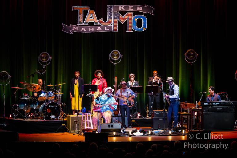 Taj Mahal & Keb' Mo' @ Fox Tucson Theatre