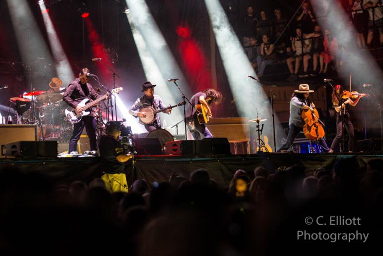 The Avett Brothers @ Innings Music Festival