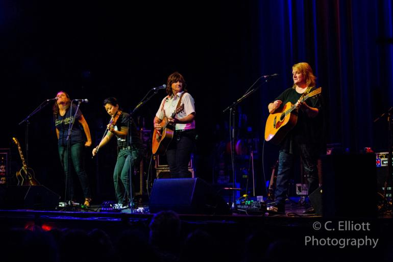 The Indigo Girls @ The Rialto Theatre