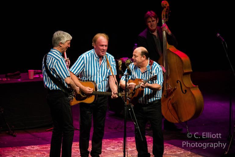 The Kingston Trio @ Fox Theatre