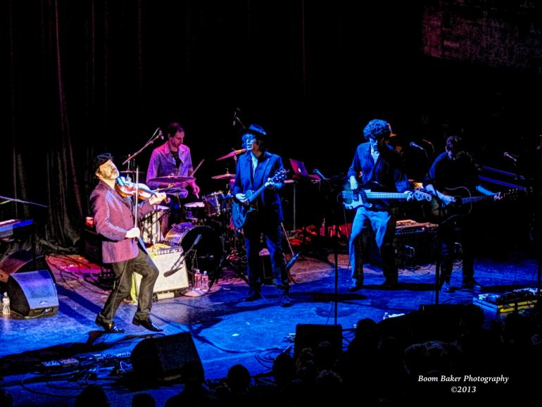 The Waterboys Play Celtic Soul in Seattle Washington