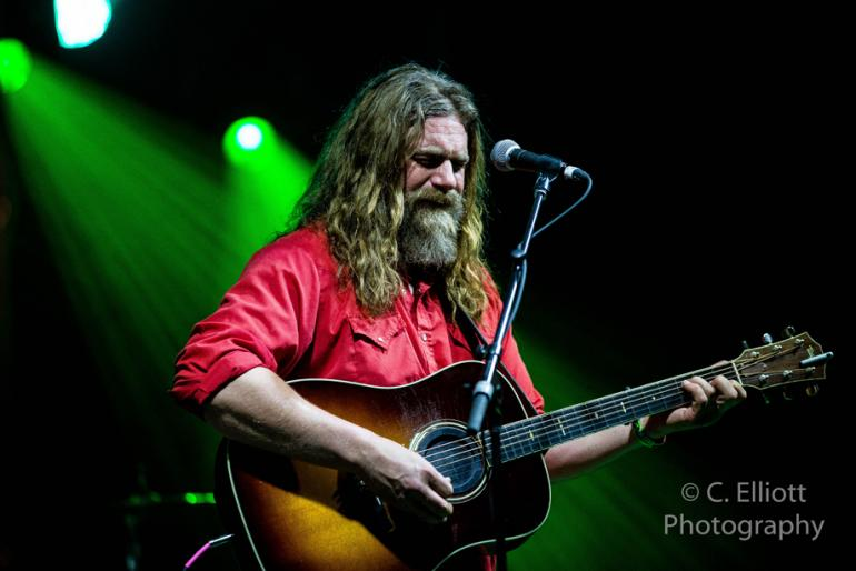 The White Buffalo @ Innings Music Festival