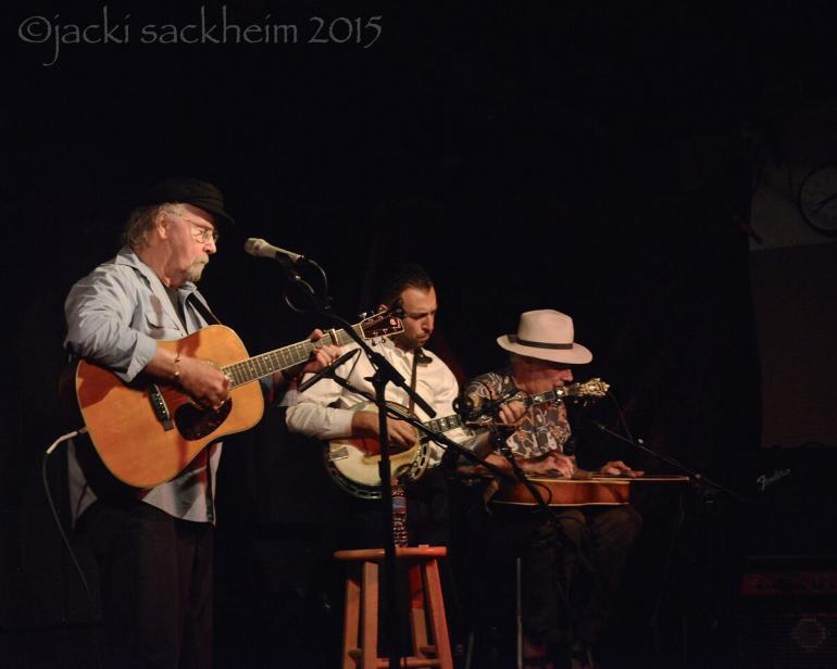 Tom Paxton, Zach and Fred Sokolow Live at McCabe's Guitar Shop on September 11, 2015