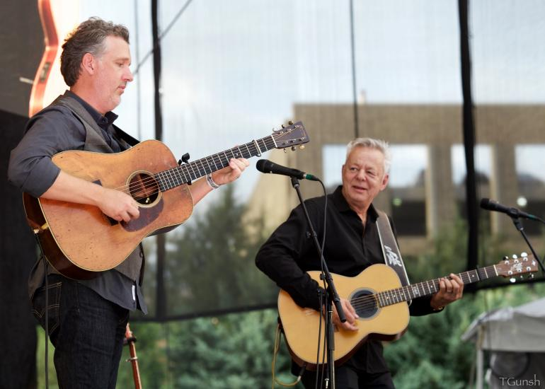 Tommy Emmanuel and Bryan Sutton