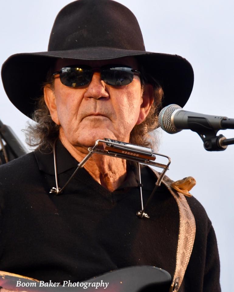 Tony Joe White at Americana Fest 2018