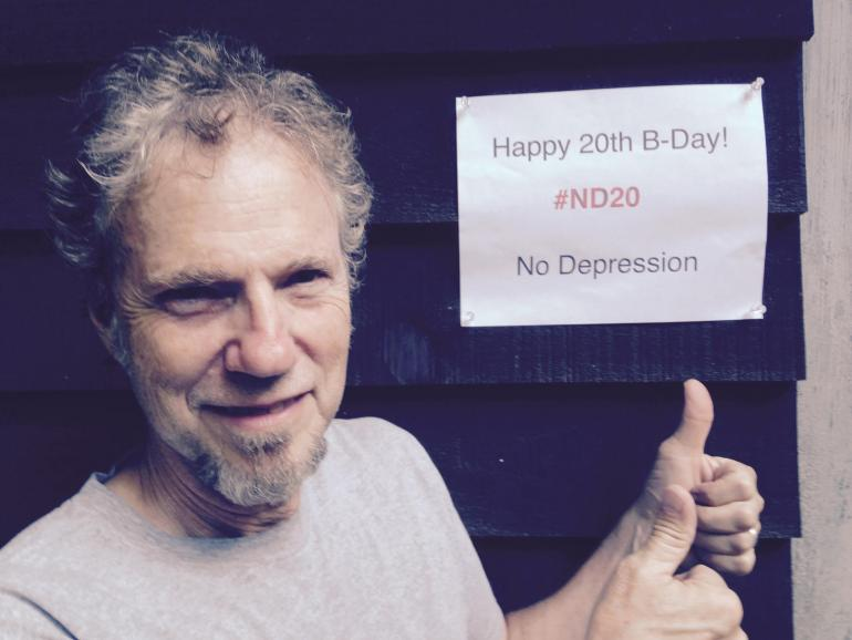 "Randall Bramblett says ""Happy Birthday!"""