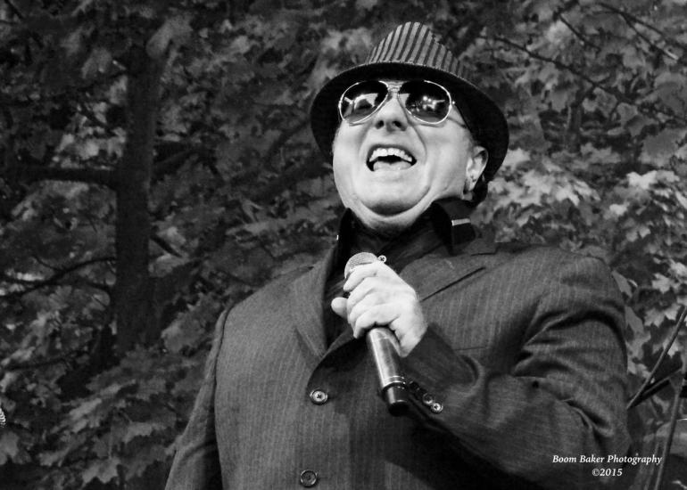 Van Morrison Fans Come From All Over The World for 70th Birthday Concerts