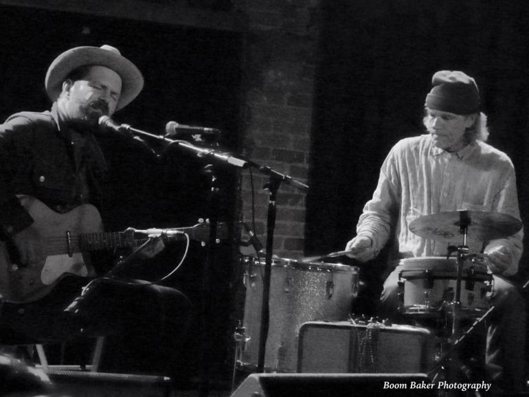 Jeffrey Foucault with Billy Conway at The Bartlett in Spokane, WA