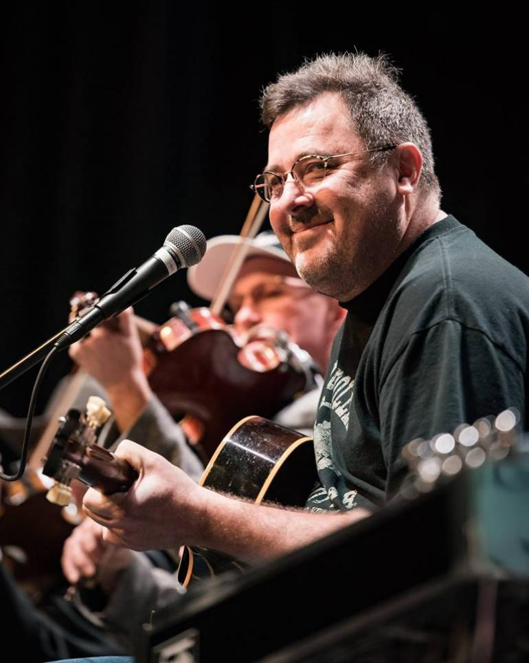 Vince Gill with The Time Jumpers in Tulsa Okla