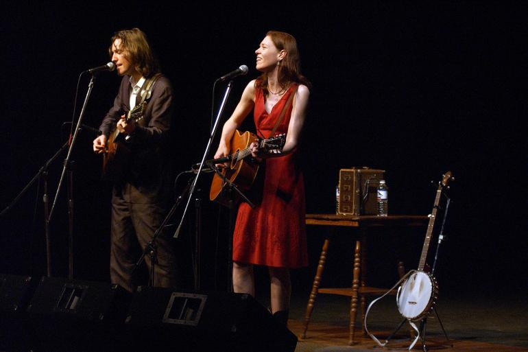 gillian welch and david rawlings relationship test
